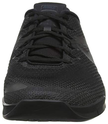 Basse Hyper Ginnastica Black Scarpe Black da Nero 001 Uomo Crimson 4 Metcon Nike Black PRwxXqAZP