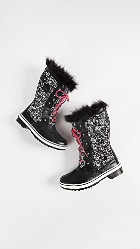 Deep 7 SOREL Blush Black Women's US Tofino Boots M II n1nwa7gvq