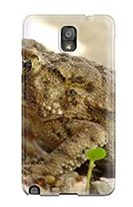 New Fashion Premium Tpu Case Cover For Galaxy Note 3 - Frog
