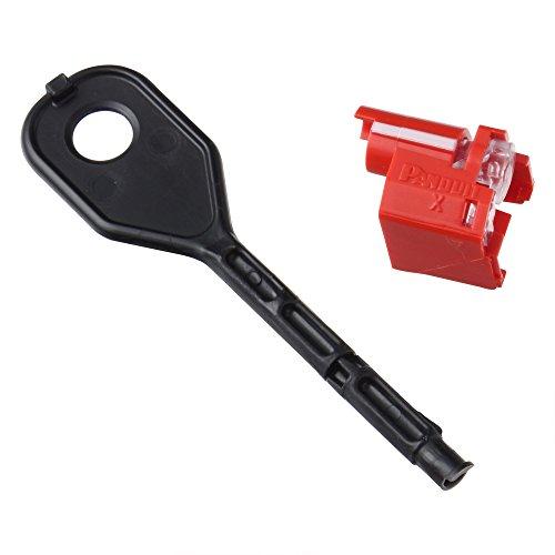 Panduit PSL-DCPLRX Psl-Dcpl - RJ-45 Plug Lock-In Device from Panduit