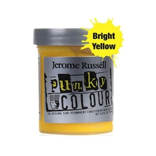 hair dye yellow - 1