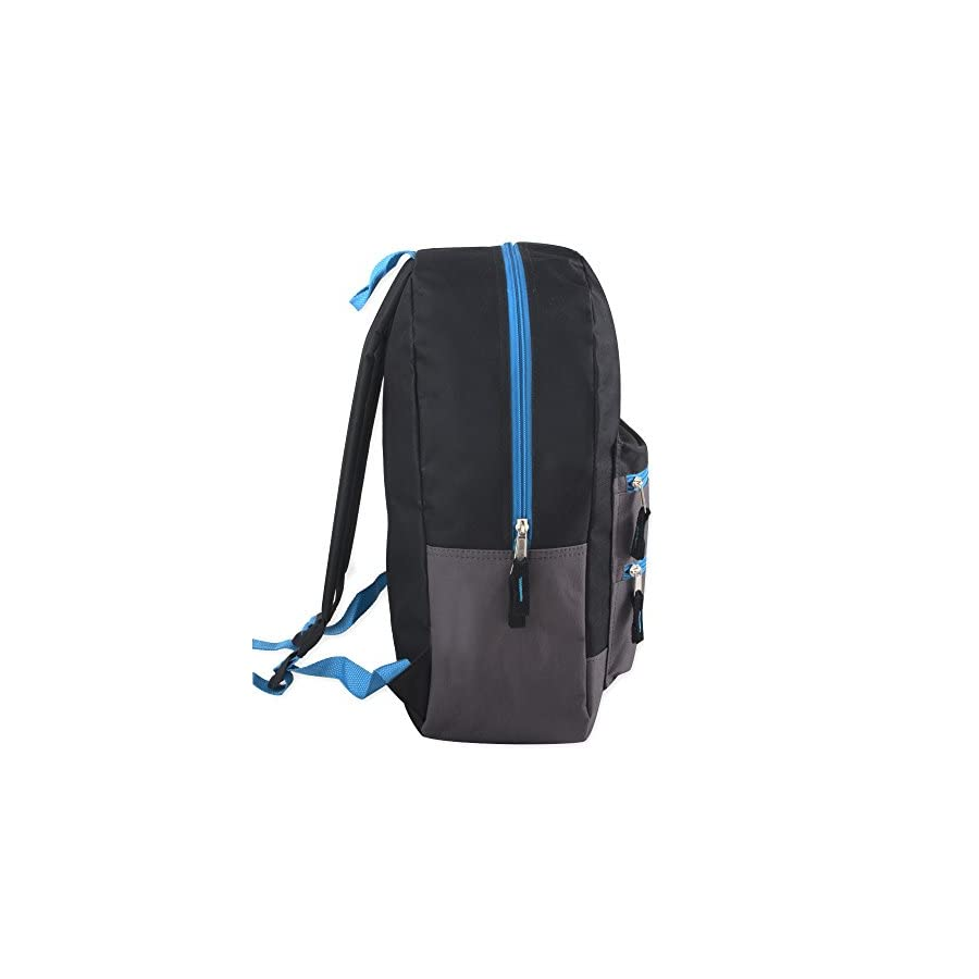 Trailmaker Multi Color Backpack With Padded Straps
