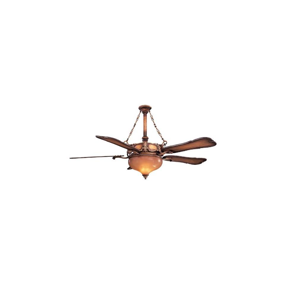 Minka Aire F724 AG Ceiling Fan Romantic Breeze