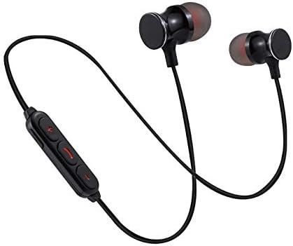 Auriculares Bluetooth de Metal para Huawei P Smart 2019 Smartphone inalámbricos con Mando a Distancia y Sonido Manos Libres (Negro): Amazon.es: Electrónica
