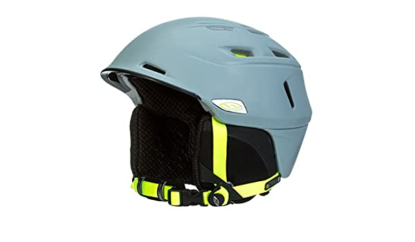 2bee3ff455 Amazon.com  Smith Camber Helmet Frost Acid L  Sports   Outdoors