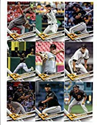 2012, 2013, 2014, 2015, 2016, 2017, 2018 Topps Baseball Card Team Sets (Complete Series 1 & 2 From All 7 Years) 150+ cards Pirates inc. Andrew McCutchen, Josh Bell total cards in 7 acrylic cases ()