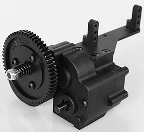 Shift Servo Mount (RC4WD AX2 2 Speed Transmission for Axial Wraith, SCX10 and Honcho)