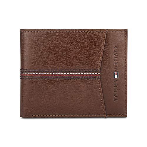 Tommy Hilfiger Tan Men's Wallet (TH/ENOCHGCW23)