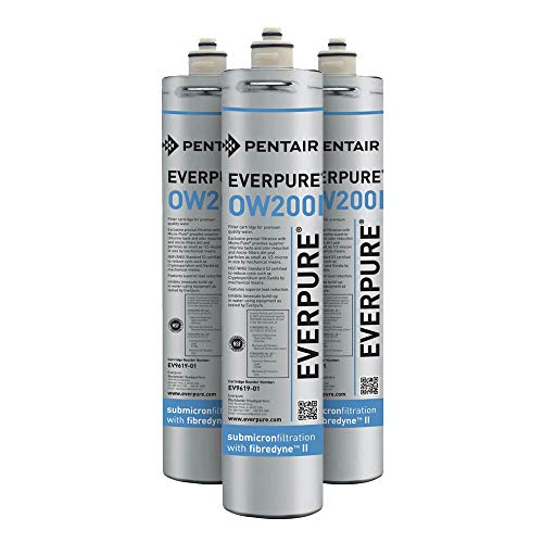 Everpure OW200L Water Filtration Cartridge - 3-Pack