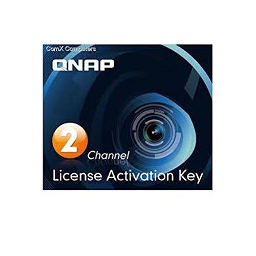 最愛 Qnap License Camera License Activation Key for Surveillance Key Station Pro NAS for QNAP NAS (LIC-CAM-NAS-2CH) [並行輸入品] B01JWBADH2, 暮らしとコンロの店 -conroya-:788ec138 --- a0267596.xsph.ru