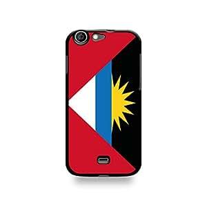 LD coqwstr_8 carcasa para Wiko Cink Stairway-de Antigua y de la bandera de carcasa rígida