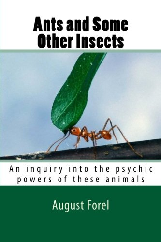 Download Ants and Some Other Insects book pdf   audio id:6bylhm3