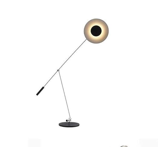 Lámpara de pie, Interruptor de pie de Fuente de luz LED ...
