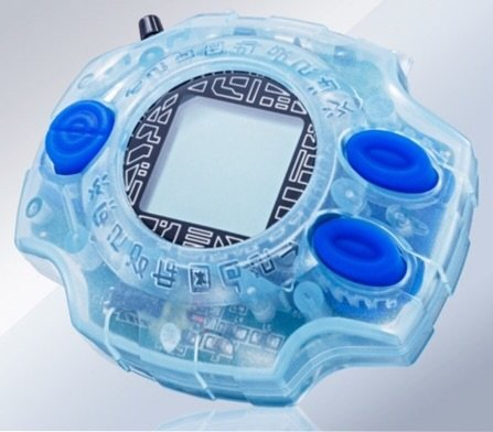 Digimon Digivice Ver.15th - Anime Original Color (with The Premium Pin as the first purchase bonus) by Bandai