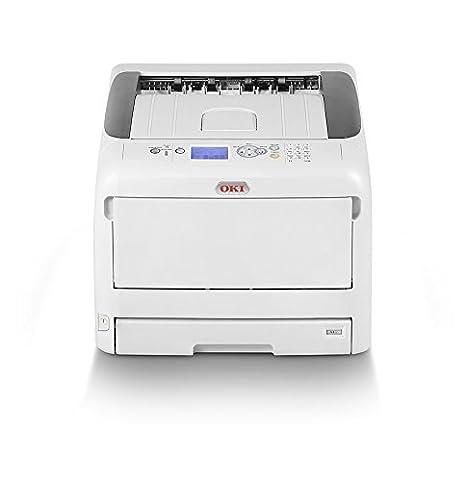 OKI C843dn Color 1200 x 1200DPI A3 - Impresora láser (LED, Color, 1200 x 1200 DPI, A3, 300 hojas, 35 ppm)