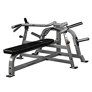 Amazon Com Body Solid Proclubline Leverage Bench Press Lvbp Adjustable Weight