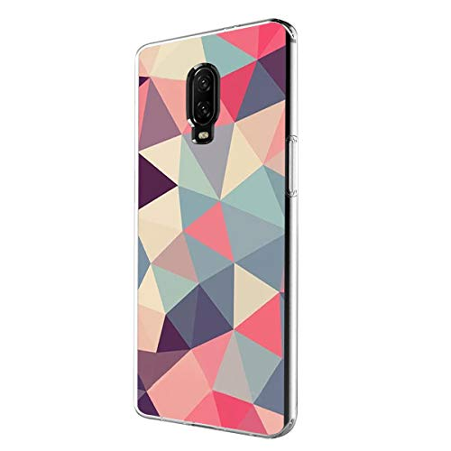 Teryei Compatible with OnePlus 6T Case,Case for Oneplus 6T Scratch  Resistant Premium Cute Animal Flexible Soft Anti Slip TPU Case for The  Oneplus 6T