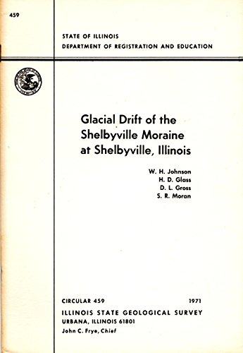 Glacial Drift of the Shelbyville Moraine at Shelbyville, Illinois