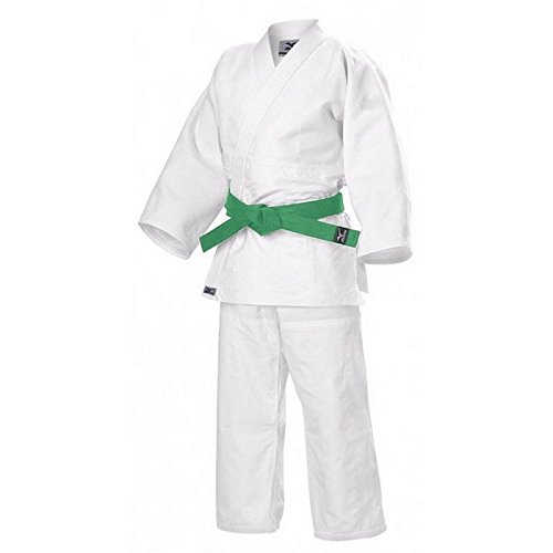 Kimono Judo Mizuno Blanc Hayato 550g aqndH