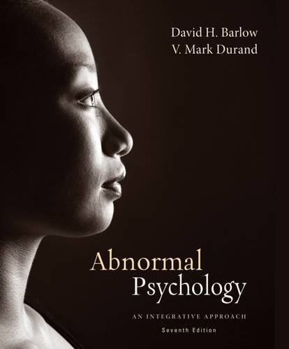 Abnormal Psychology Text