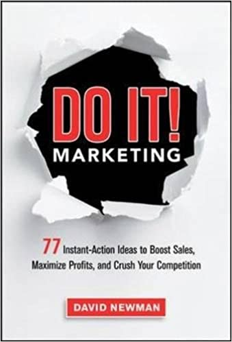 amazon do it marketing 77 instant action ideas to boost sales