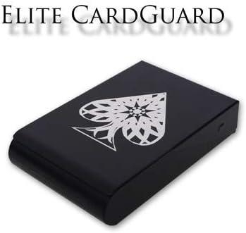 Estuche metálico Elite Card Guard (Negro): Amazon.es: Juguetes y juegos
