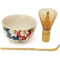 Tetera Ceremonia Matcha de cerámica de bambú