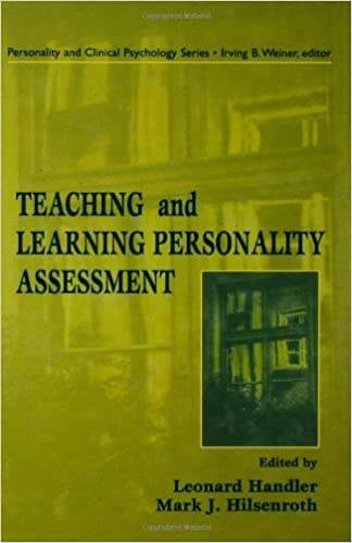 (PDF) Handbook of Personality Assessment | Astried Augustine Bruell - ajuporupam.tk