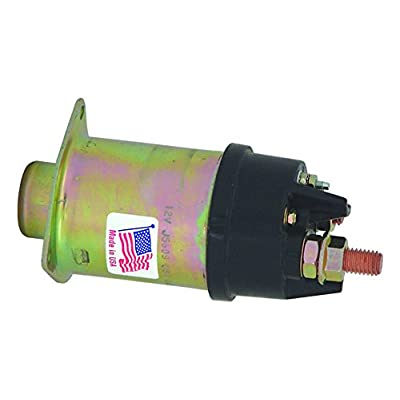 41MT & 42MT STARTER SOLENOID: Automotive
