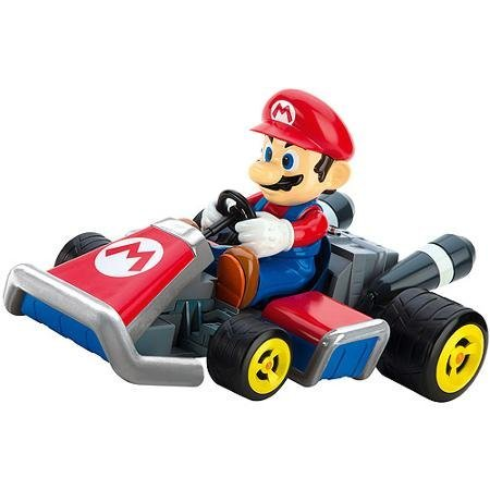 Radio-Controlled Vehicle (Mario Kart Radio)