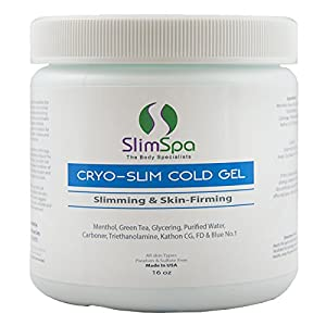 Cryo – SlimSpa Gel 16 Oz – 41Julz70wcL