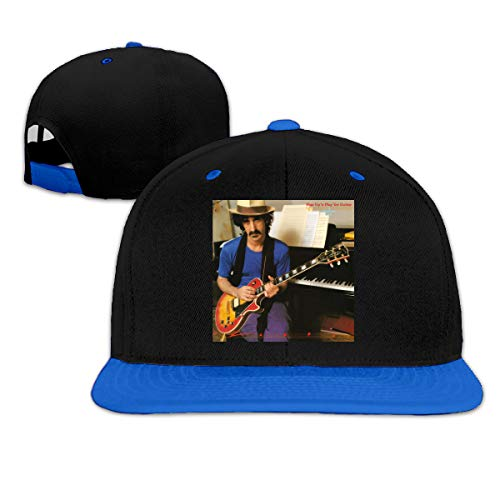 JamesMSmit Frank Zappa Shut Up 'n Play Yer Guitar Unisex Breathable Sun Hat,Baseball Cap,Adjustable,Classic Hat
