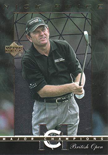 (2003 Upper Deck Golf Major Champions #19 Nick Price 94 British)