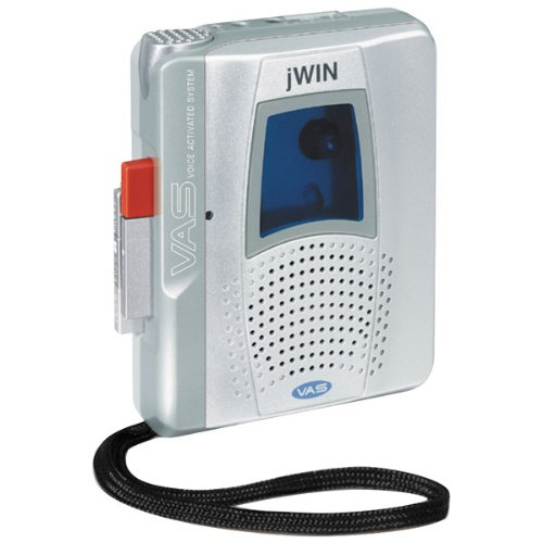Jwin JXR36 Full Size Cassette Recorder With Two Speed Operation