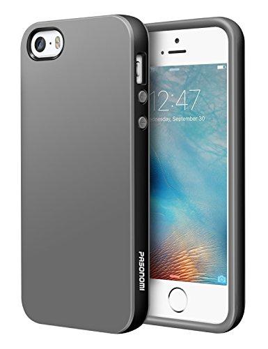 iphone-se-case-pasonomir-shockproof-rubber-cases-anti-scratch-shell-premium-dual-color-soft-tpu-bump