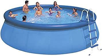 Intex Piscina de facil ensamblaje 18ft X 48in.: Amazon.es: Juguetes ...