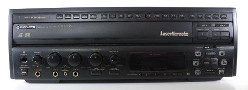Pioneer CLD-V820 CD CDV LD Laser Karaoke Laser Disk Disc LD Player (Karaoke Pioneer Player)