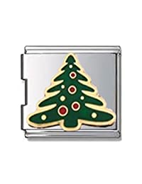 Stylysh Charms CONNECTOR MEGA for 9mm Links CHRISTMAS BC004