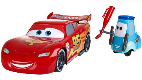 Cars Gas Guido Lightning McQueen