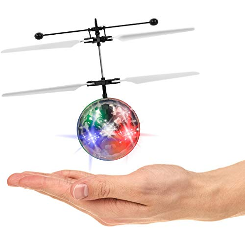 World Tech Toys Comet IR UFO Ball Helicopter Comet IR UFO Ball Helicopter
