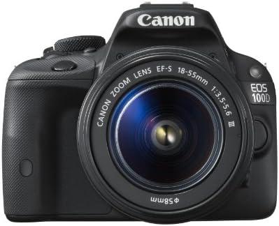 Canon EOS 100D - Cámara réflex Digital de 18 MP (Pantalla táctil ...