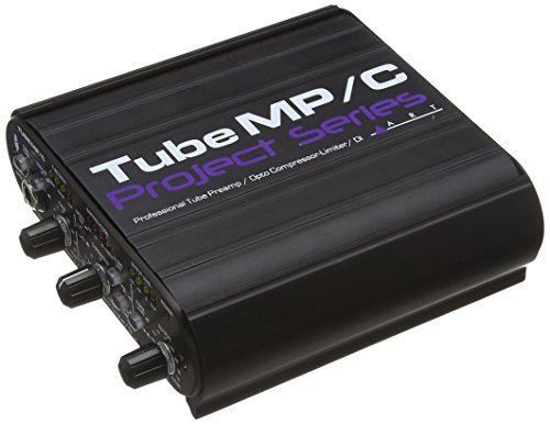 ART Tube MP/C Tube Pre-Amplifier/Opto-Compressor-Limiter Project Series (Mic Preamp Series)