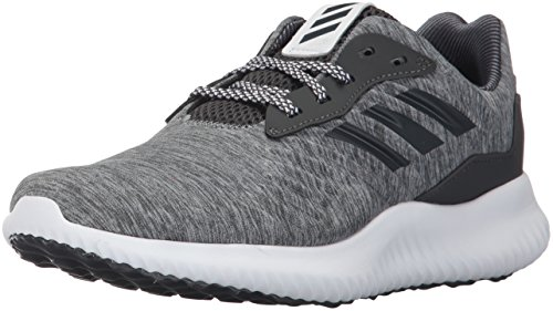 adidas Women's Alphabounce RC Running Shoe Light Grey Heather/Light Solid Grey/Medium Solid Grey
