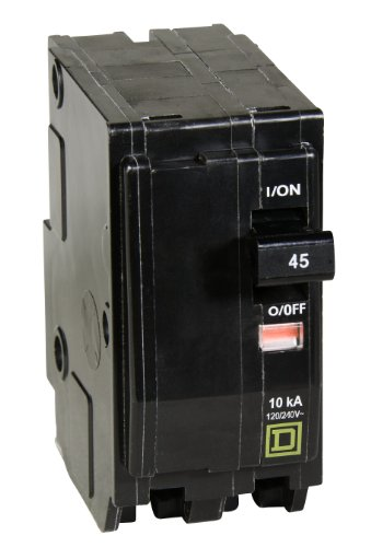 Square D by Schneider Electric QO245CP QO 45-Amp Two-Pole Circuit Breaker by Square D by Schneider Electric (Image #6)