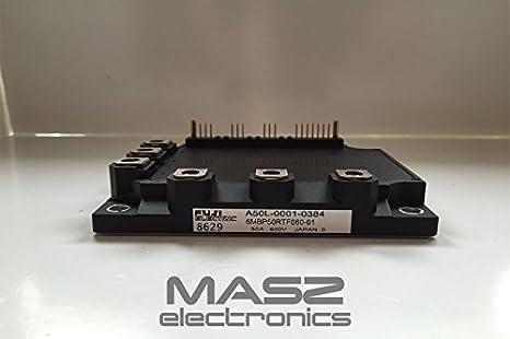 FUJI ELECTRIC JAPAN 6MBP50RTF060-01 6MBP50RTF06001
