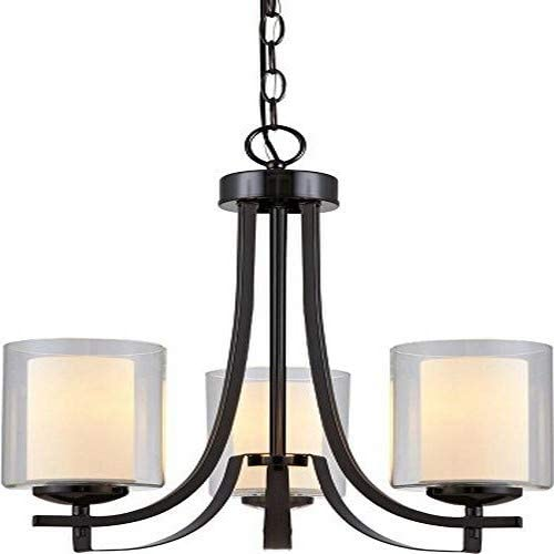 Hardware House 22-3652 El Dorado 3-Light Chandelier
