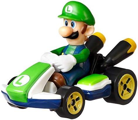 Hot Wheels Luigi Kart / Hot Wheels Luigi Kart