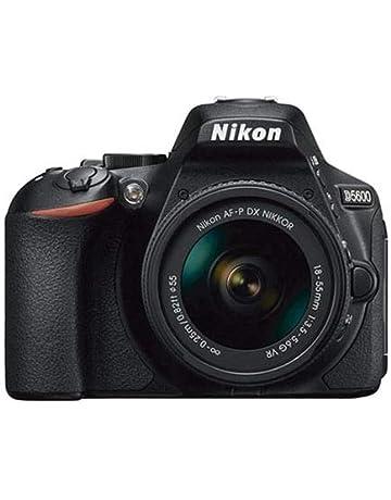 Nikon D5600 - Cámara réflex de 24 MP (DX, CMOS, Visor óptico ...