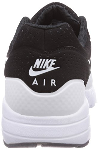 1 Trainers Moire Max Men's Air Nike Ultra Black qYHEz8