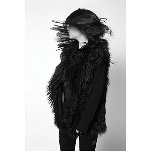 NUNUNU Jungle Vest (Black), 6-7Y